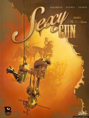 Western Erotic- Sexy Gun 2 8muses Adult Comics