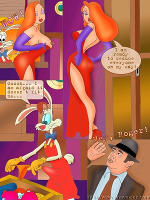 Who Framed Roger Rabbit – Men For Jessica 8muses Adult Comics