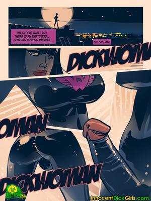 8muses Adult Comics Who Will Save Coxgirl- InnocentDick Girls image 10