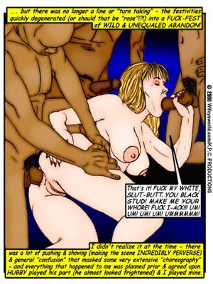 8muses Interracial Comics Wifey- Forbidden Fantasies T6- Reward image 03