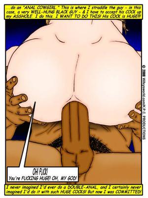 8muses Interracial Comics Wifey- Forbidden Fantasies T6- Reward image 14