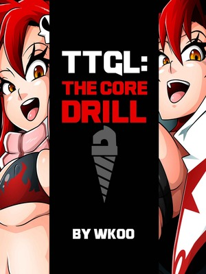 Witchking00-The Core Drill 8muses Adult Comics
