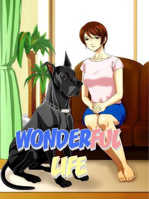 Wonderful Life- Hentai 8muses Hentai-Manga