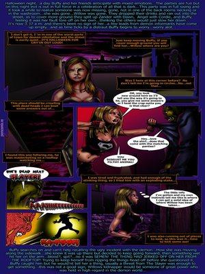 World Of Smudge- Buffy 8muses Adult Comics