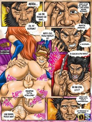 X-Men Hardcore 8muses Porncomics