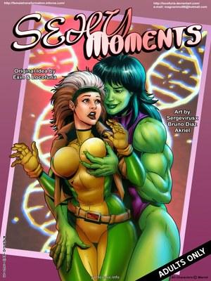 X-Men- Sexy Moments 8muses Porncomics