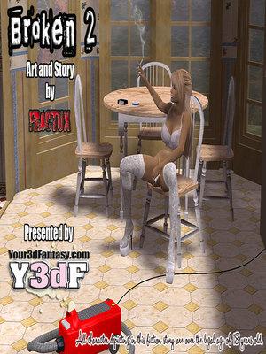 Y3DF – Broken 2 8muses Y3DF Comics