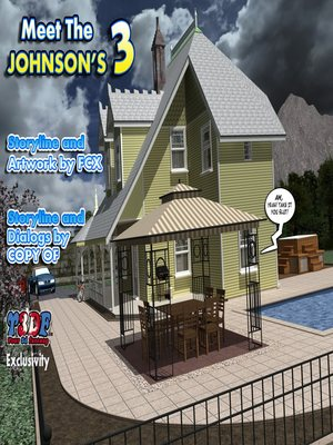 Y3DF – Meet The Johnson's 3 8muses Y3DF Comics