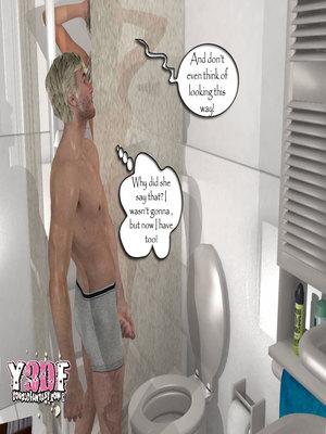 8muses Y3DF Comics Y3DF- Bath image 14