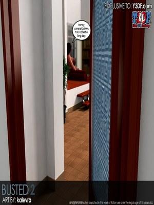 8muses Y3DF Comics Y3DF- Busted 2 image 01