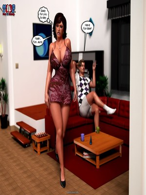 8muses Y3DF Comics Y3DF- Busted 2 image 10