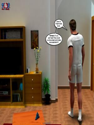 8muses Y3DF Comics Y3DF- Busted 2 image 92