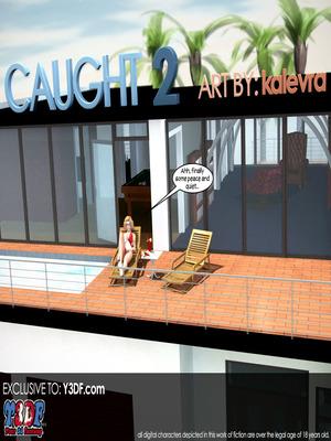 8muses Y3DF Comics Y3DF- Caught 2 image 01