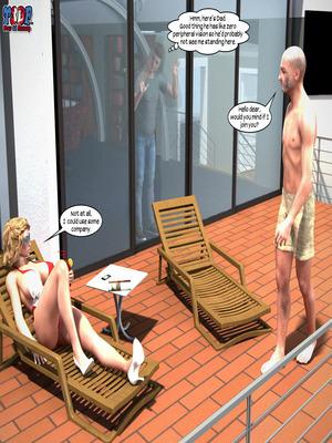 8muses Y3DF Comics Y3DF- Caught 2 image 06