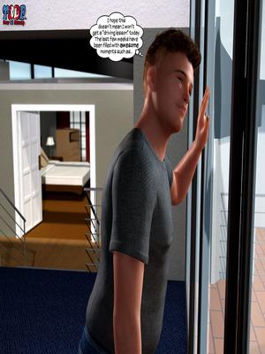 8muses Y3DF Comics Y3DF- Caught 2 image 07