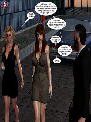 8muses Y3DF Comics Y3DF- Caught 2 image 117