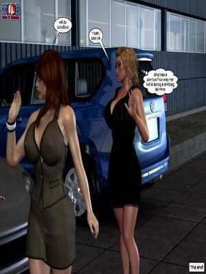 8muses Y3DF Comics Y3DF- Caught 2 image 120