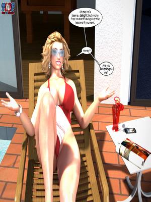 8muses Y3DF Comics Y3DF- Caught 2 image 13