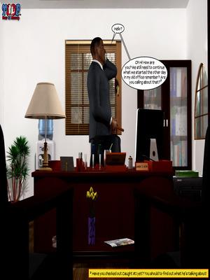 8muses Y3DF Comics Y3DF- Caught 2 image 38