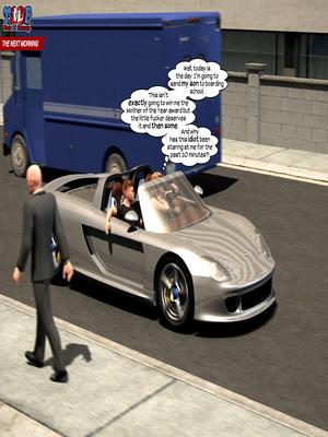 8muses Y3DF Comics Y3DF- Caught 2 image 41