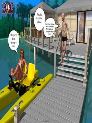 8muses Y3DF Comics Y3DF- Evolution image 04