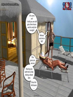 8muses Y3DF Comics Y3DF- Evolution image 07