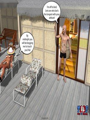 8muses Y3DF Comics Y3DF- Evolution image 10