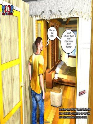 8muses Y3DF Comics Y3DF- Evolution image 20
