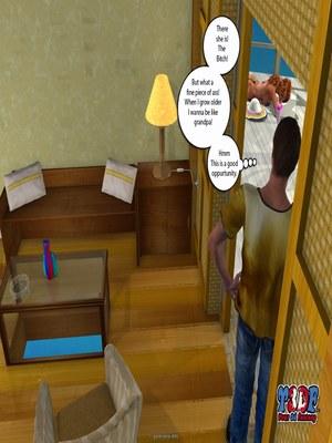 8muses Y3DF Comics Y3DF- Evolution image 23