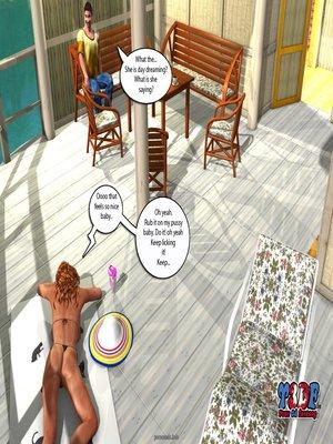 8muses Y3DF Comics Y3DF- Evolution image 25