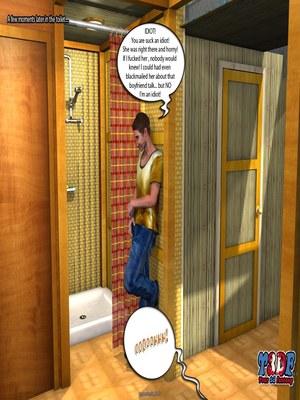 8muses Y3DF Comics Y3DF- Evolution image 29