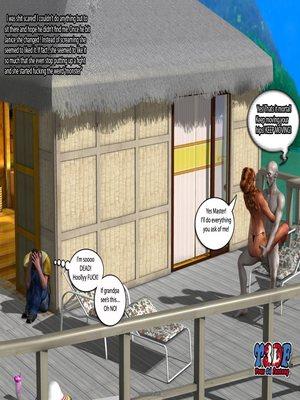 8muses Y3DF Comics Y3DF- Evolution image 37