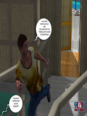 8muses Y3DF Comics Y3DF- Evolution image 44