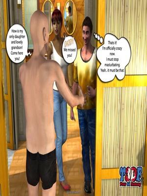 8muses Y3DF Comics Y3DF- Evolution image 50