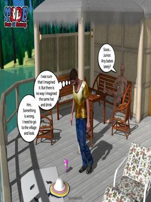 8muses Y3DF Comics Y3DF- Evolution image 55