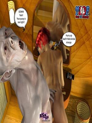 8muses Y3DF Comics Y3DF- Evolution image 81