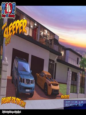 Y3DF- Heavy Sleeper 8muses Y3DF Comics
