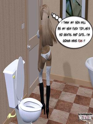8muses Y3DF Comics Y3DF- Nadia and Jimmy – Broken 1 image 34