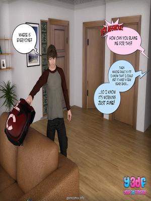 8muses Y3DF Comics Y3DF- Neglect image 02