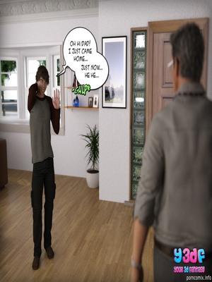 8muses Y3DF Comics Y3DF- Neglect image 10