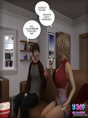 8muses Y3DF Comics Y3DF- Neglect image 31