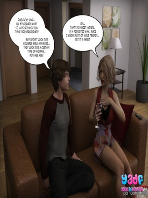 8muses Y3DF Comics Y3DF- Neglect image 32