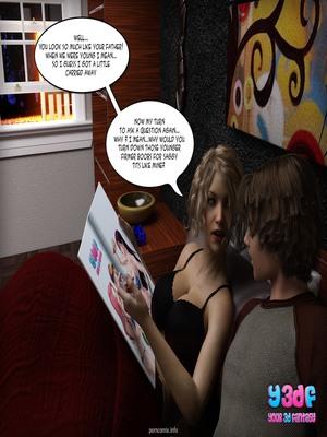 8muses Y3DF Comics Y3DF- Neglect image 45