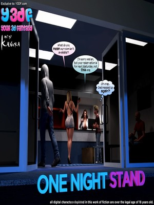 Y3DF- One Night Stand 8muses Y3DF Comics
