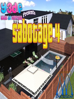 Y3DF- Sabotage 4 8muses Y3DF Comics