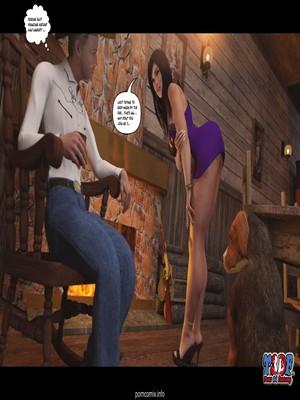 8muses Y3DF Comics Y3DF- The Big Big West 2 image 01