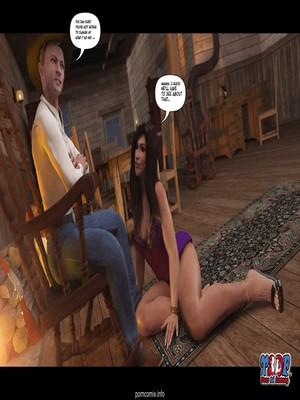 8muses Y3DF Comics Y3DF- The Big Big West 2 image 06