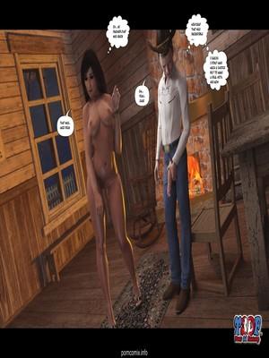 8muses Y3DF Comics Y3DF- The Big Big West 2 image 39
