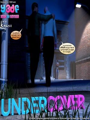 Y3DF- Undercover 8muses Y3DF Comics