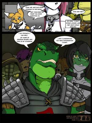 8muses Furry Comics [Yawg] The Legend Of Jenny And Renamon 3 image 03
